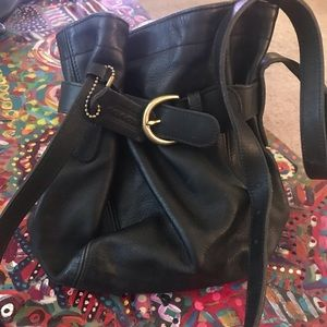COACH vintage 1997 Soho bucket purse